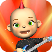 App My Talking Baby Music Star APK for Windows Phone