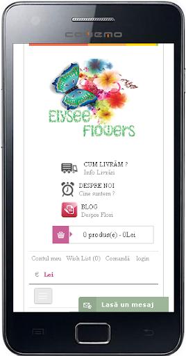 玩商業App|Florarie Bucuresti免費|APP試玩