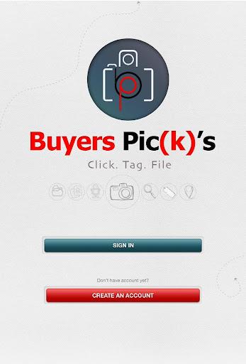 Buyers Pic k 's