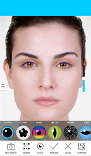 玩攝影App|Eye Color Studio免費|APP試玩