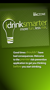 iDrinkSmarter- screenshot thumbnail