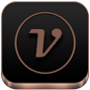 VRS Brown Icon Pack