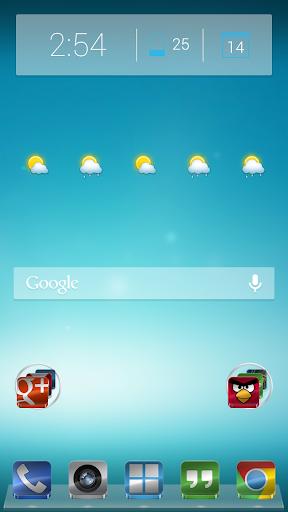 تحميل, ثيم, glass apex/nova/go/smart theme,لهواتف,
