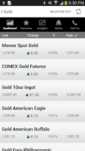 Monex Bullion Investor (Monex)- screenshot thumbnail