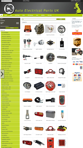 CS Auto Electrical Parts UK