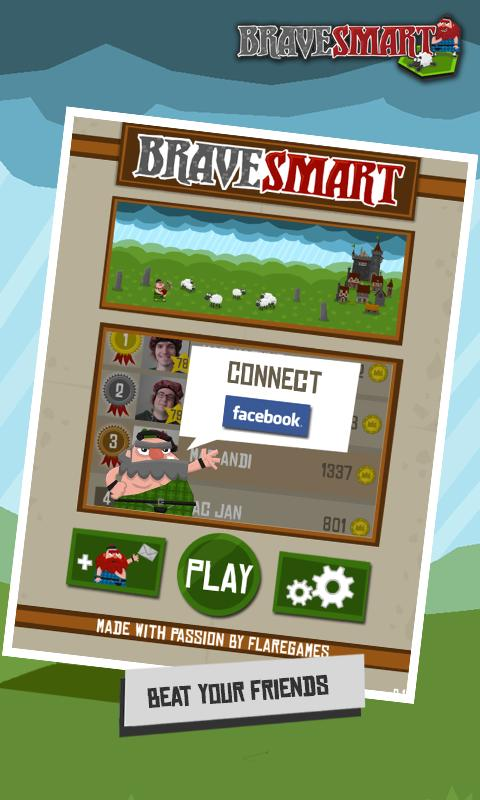 BraveSmart - screenshot
