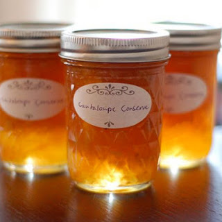 Cantaloupe Conserve