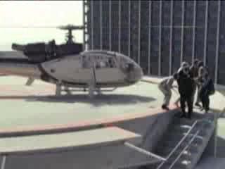 Helicopter gound resonance