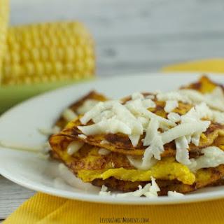 Latin Corn Pancakes Recipe – Cachapas.