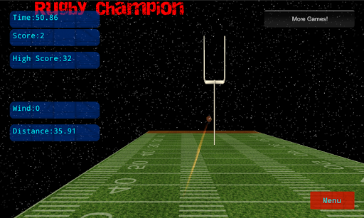 Rugby Champion Football Game