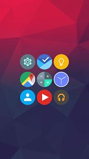 Elun - Icon Pack Screenshot