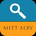 Mitt Alby Sök bostad icon
