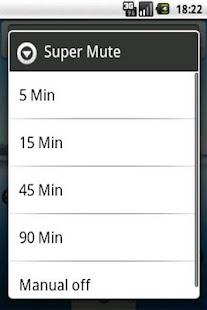 Super Mute- screenshot thumbnail