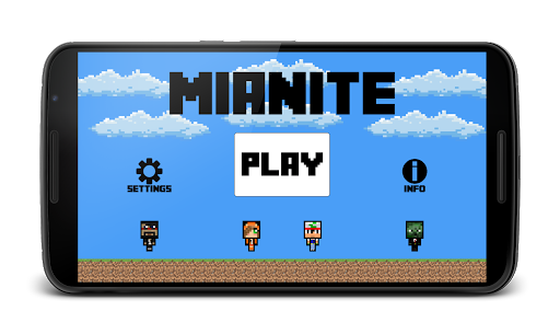 Mianite - Jump Survival FREE