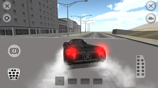 Cool Car Simulator HD