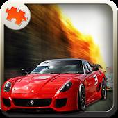 Racing Car Puzzles