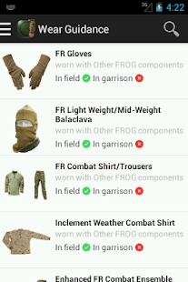 USMC Org Wear Guide- screenshot thumbnail