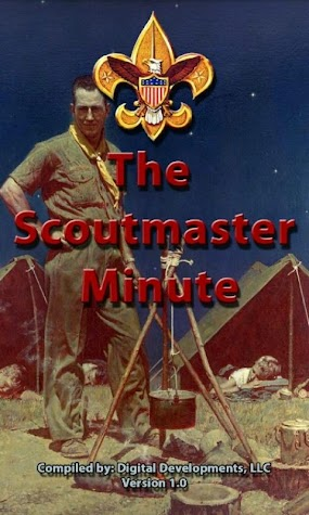 The Scoutmaster Minute Screenshot