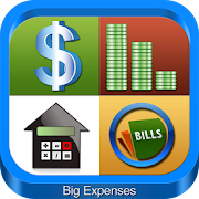 Biz Expense Tracker - Android 3.1 Icon