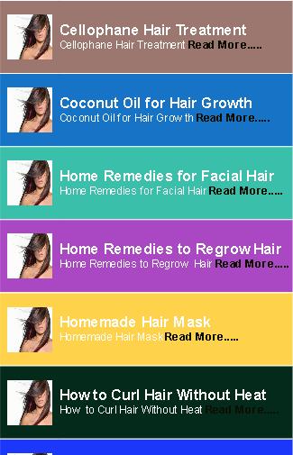 Hair Guides