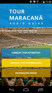 Tour Maracanã- screenshot thumbnail