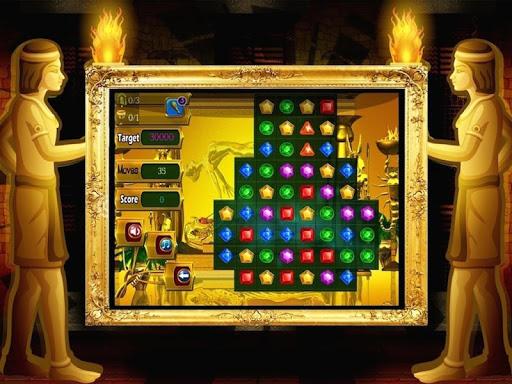 【免費解謎App】5 Matching Diamond Puzzle HD-APP點子
