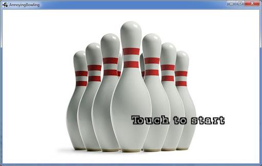 Annoying Bowling