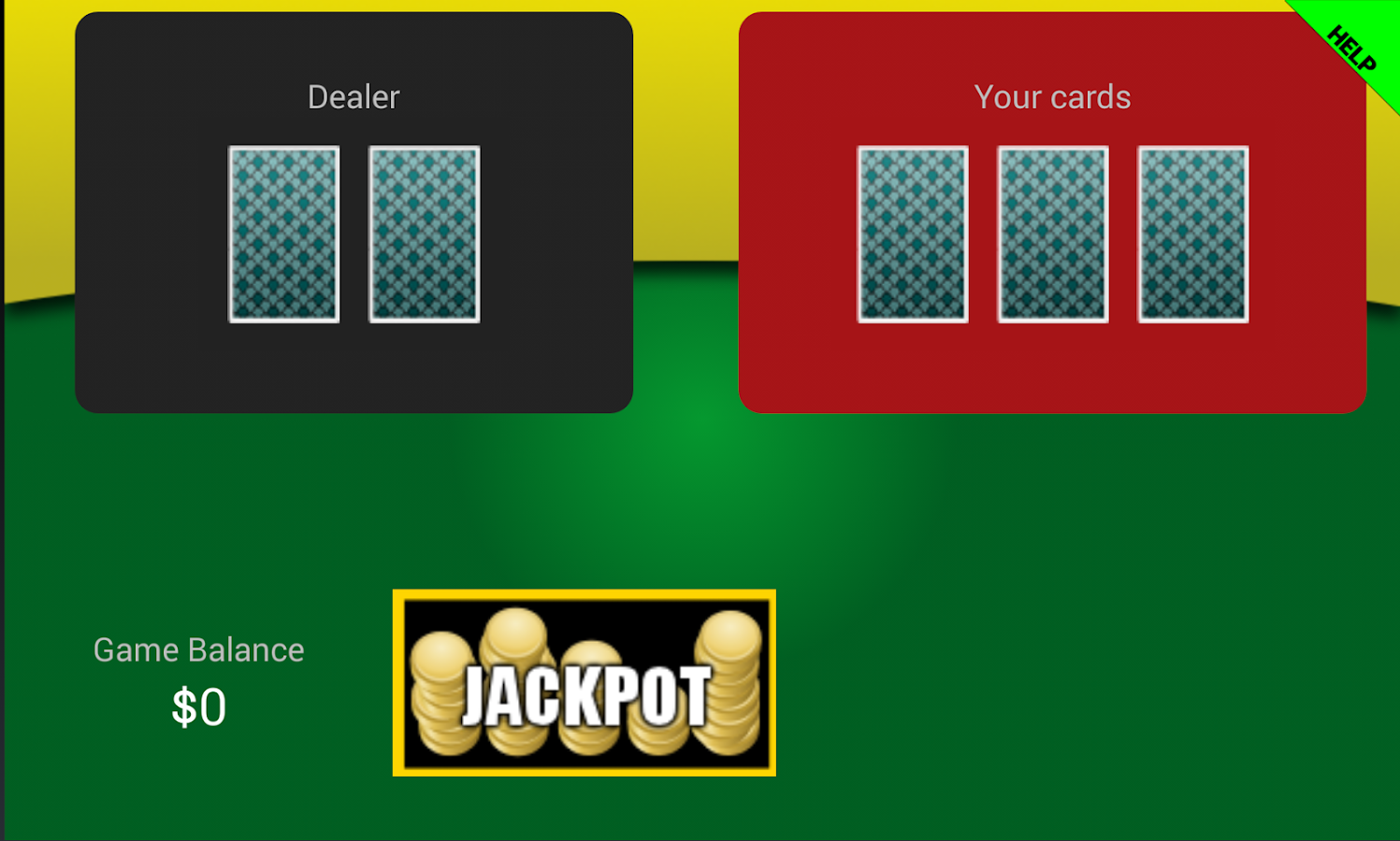Scratch cards! - screenshot