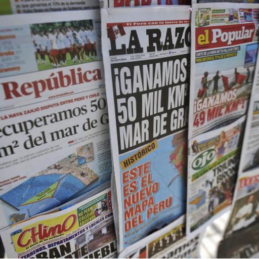 Perú Periódicos Y Noticias LOGO-APP點子