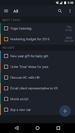 GTasks: Todo List & Task List Screenshot 6