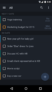 GTasks: Todo List & Task List Screenshot 6