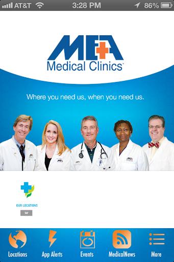 MEA Medical Clinics