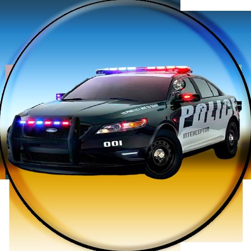 警察サイレン&ライト