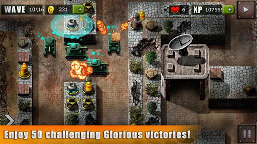 Defend The Bunker - World War (Unlimited XPMoney)