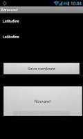 Screenshot of Ritrovami!