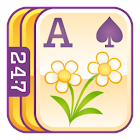 Spring Solitaire & Spider icon