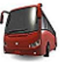 Unitrans Bus Tracker logo