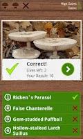 Screenshot of Mushrooms PRO - NATURE MOBILE