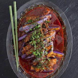Hongshao Qiezi (Red-Cooked Eggplant).