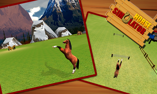 Real Horse Simulator