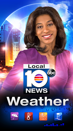 WPLG Local 10 Weather  screenshots 1