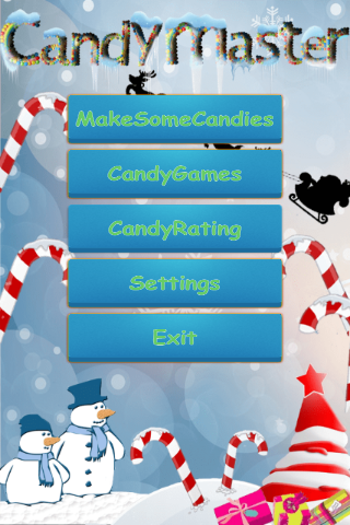 Candy Master Clicker Winter