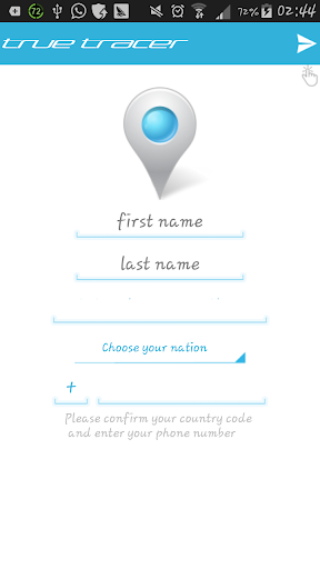 Locate Friend - GPS Tracking