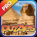 Famous Landmarks Puzzles Pro icon