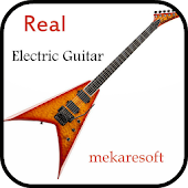 real electric guitar