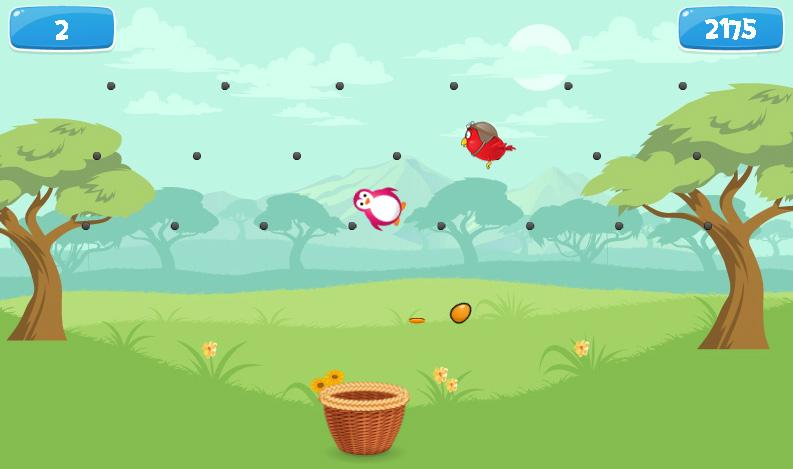 Dizzy Penguins - screenshot