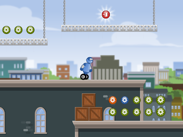 Overdroy (Jump & Run Platform) Screenshot 1