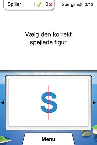 SkoleMat Level 1 gratis - screenshot