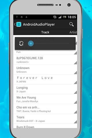 Free Mp3 Audio Player App