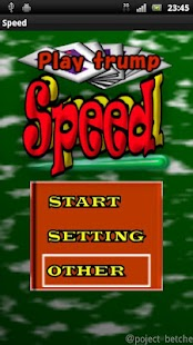Speed  ~Play Trump~- screenshot thumbnail